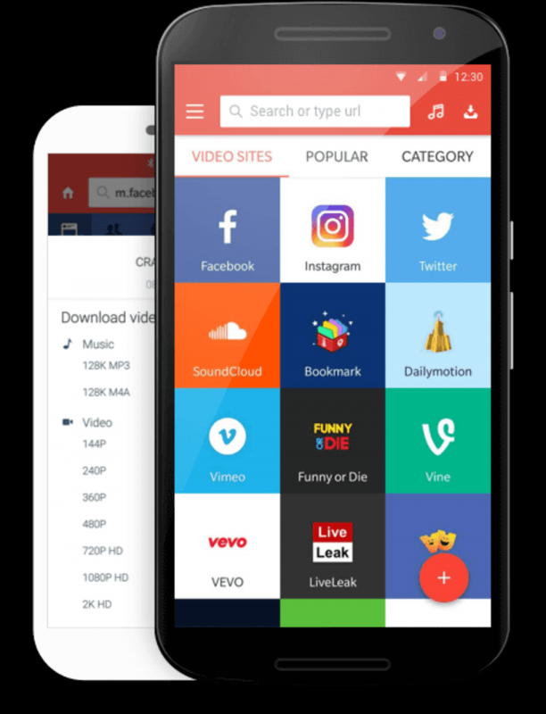 SnapTube Mod Apk (Ads Free + VIP Unlocked) 3