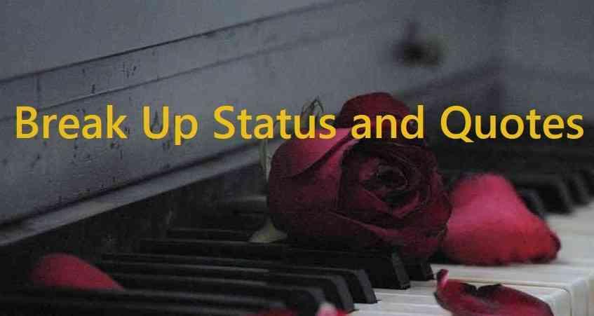 Best Broken heart Status and Quotes