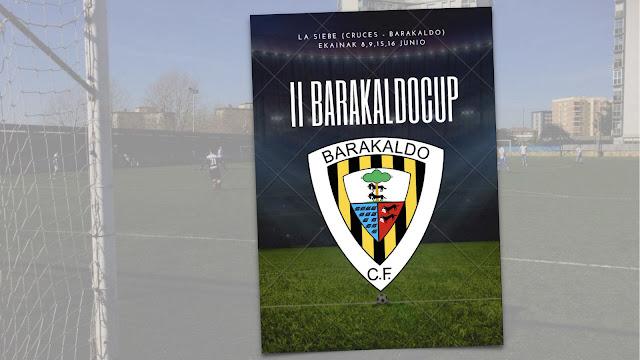 Cartel de la Barakaldo Cup
