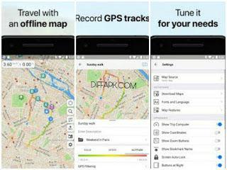 Guru Maps Pro – Offline Maps & Navigation Mod Apk v4.6.3 [Patched]