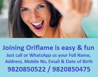 Become Oriflame Manager