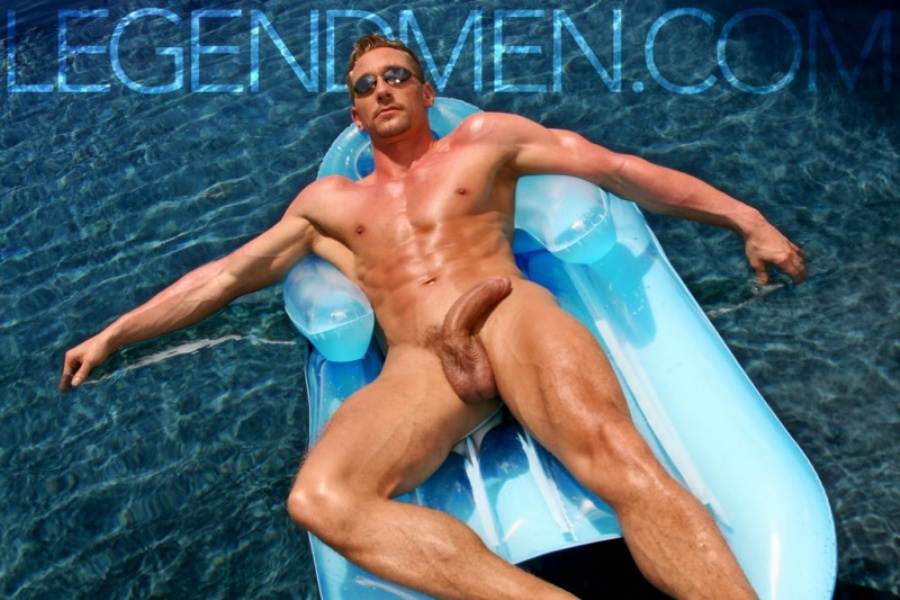 Naked Men Swimming Video