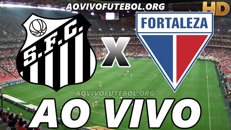 Santos x Fortaleza Ao Vivo HD Premiere