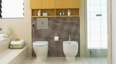How to Decorate Small Bathroom Easily