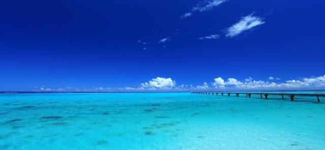 Ilhas Miyako Okinawa Japão