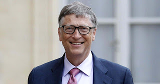 Bill Gates has revealed for the first time that his father is living with Alzheimer's.