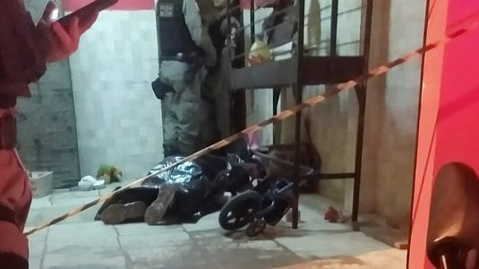 APÓS MATAR SOGRO, HOMEM SOFRE GRAVE ACIDENTE DURANTE A FUGA EM ARAPIRACA.