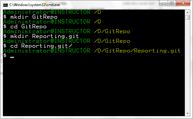 Ugly Gizmo: Simple Git Workflow for PowerShell Script Development
