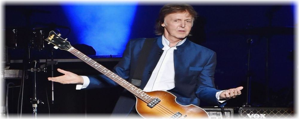 Vovó Ninja: Paul McCartney - Discografia ( 39 Álbuns, 32