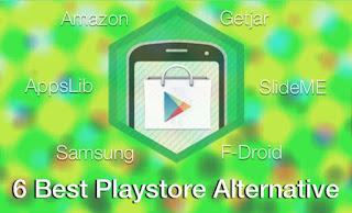 5 Aplikasi Pengganti Google Playstore Gratis Terbaik