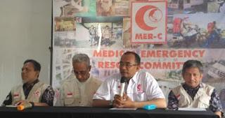 Serang Petugas Medis, POLRI Bakal Dilaporkan ke Mahkamah Internasional - Berikut Bukti yang Disiapkan MER-C