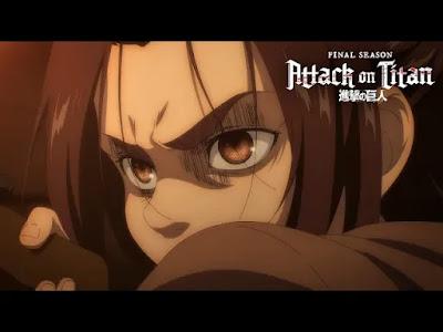 A Bala da Morte | Attack on Titan Final Season