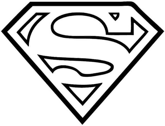 dibujos para colorear superheroes