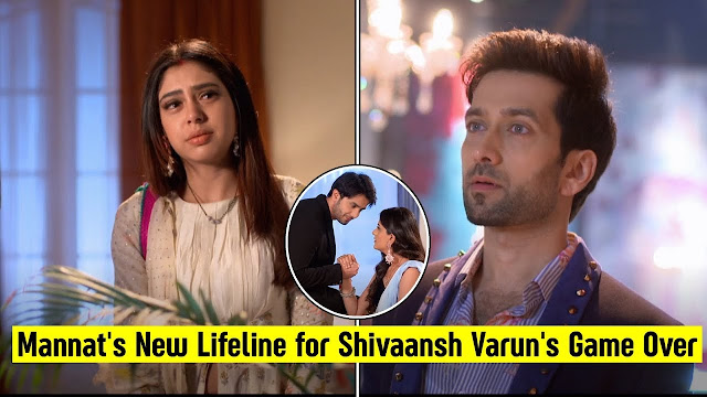 Truth Revealed: Varun is alive Shivaansh Mannat new disguise to unfold truth in Ishqbaaz