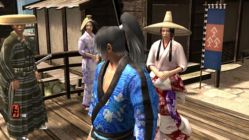 Way of the Samurai 3 - PC (Download Completo em Torrent)