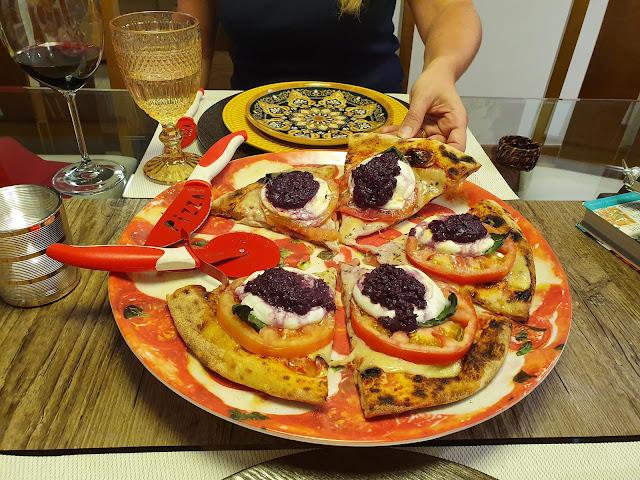 Blog Apaixonados por Viagens - Bráz Pizzaria - Novidade - Bráz Veloce