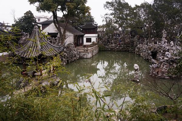 สวนซือจื่อหลิน (Shizi Lin) @ www.landscapevoice.com