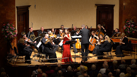 1768 in Retrospect - Chiara Skerath with Ian Page and the Mozartists at the Wigmore Hall in 2018