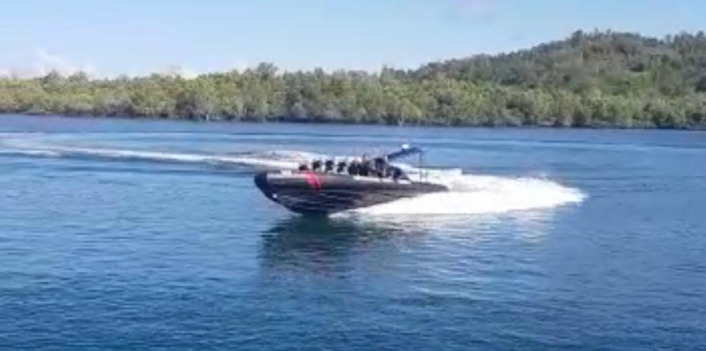 Tiga Unit RHIB Perkuat Jajaran Zona Maritim Tengah Bakamla RI