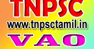 Tnpsc group iv model question paper with answers in tamil free download