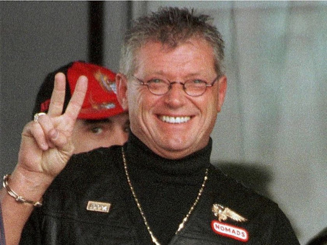"Maurice ""Mom"" Boucher, the former Hells Angels leader in Montreal,"