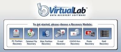 VirtualLab-Data-Recovery