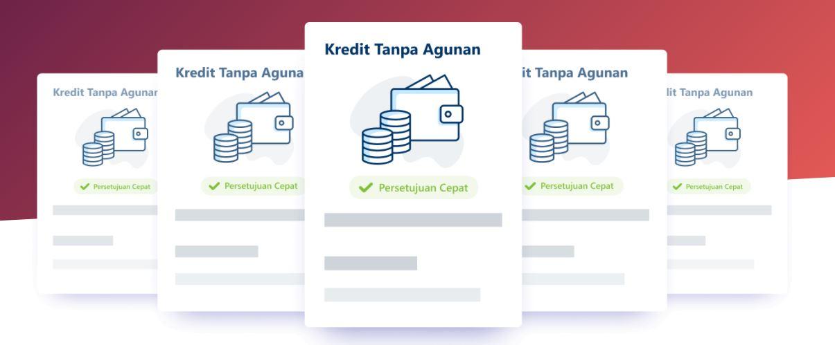 Kredit Tanpa Agunan (KTA)