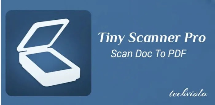 Best Scanner Apps on Android Tiny Scanner