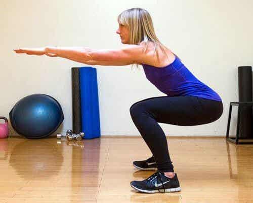 Các bài tập tăng sức mạnh cho chân