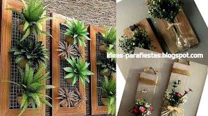 Ideas de decoración de ambientes con plantas