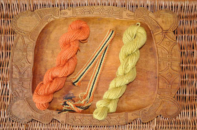 Tekstylia wczesnośredniowieczne z Opola - rekonstrukcja krajki