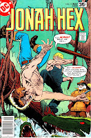 Jonah Hex v1 #12 dc western comic book cover art by Jim Starlin
