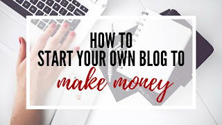 How to begin a Blog that produces cash
