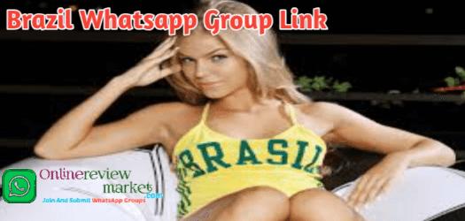 50+ Brazil Whatsapp Group Link | Brazil Girl WhatsApp Group Link