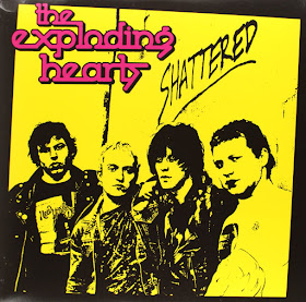 The Exploding Hearts' Shattered