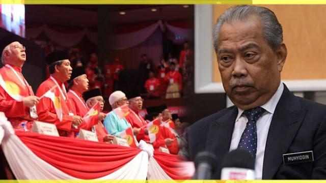 Lantik Ahli UMNO Sebagai TPM, Solusi Terbaik Muhyiddin Untuk Tenangkan Keadaan