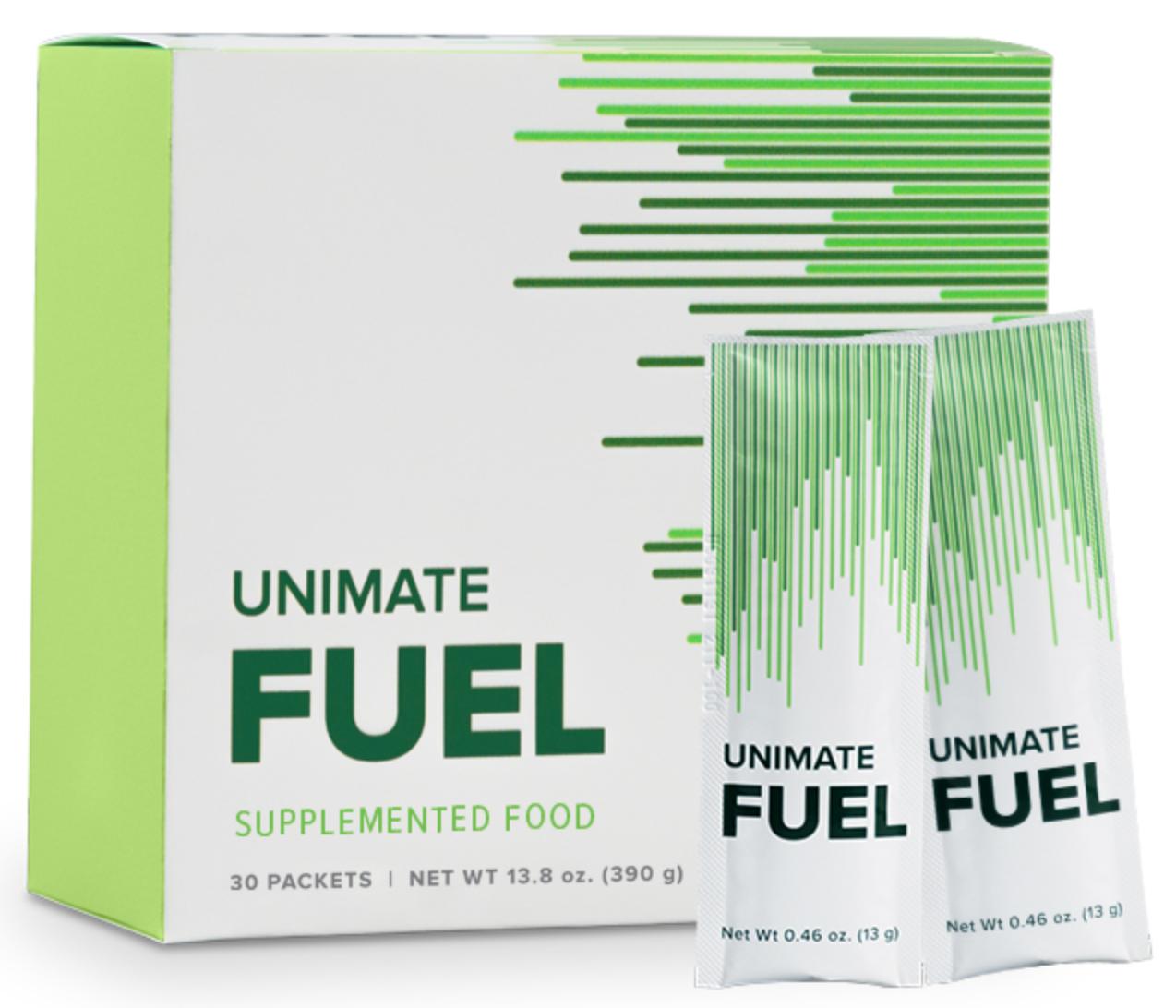 Unimate Fuel của Unicity Hương Salted Caramel