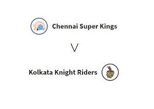 चेन्नई सुपर किंग्स मैच 4 बनाम कोलकाता नाईट राइडर्स