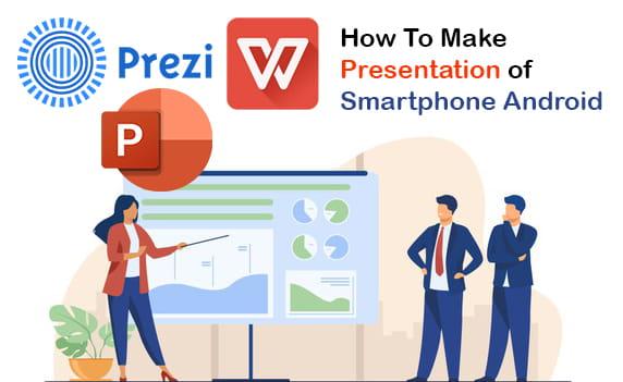 cara membuat presentasi powerpoint di hp android