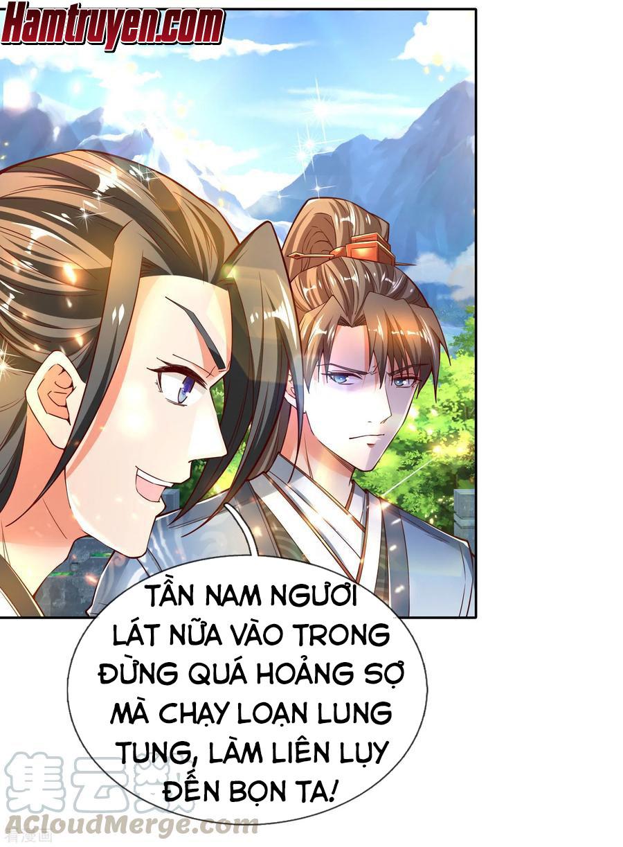 Nghịch Thiên Kiếm Thần chap 250 - Trang 10