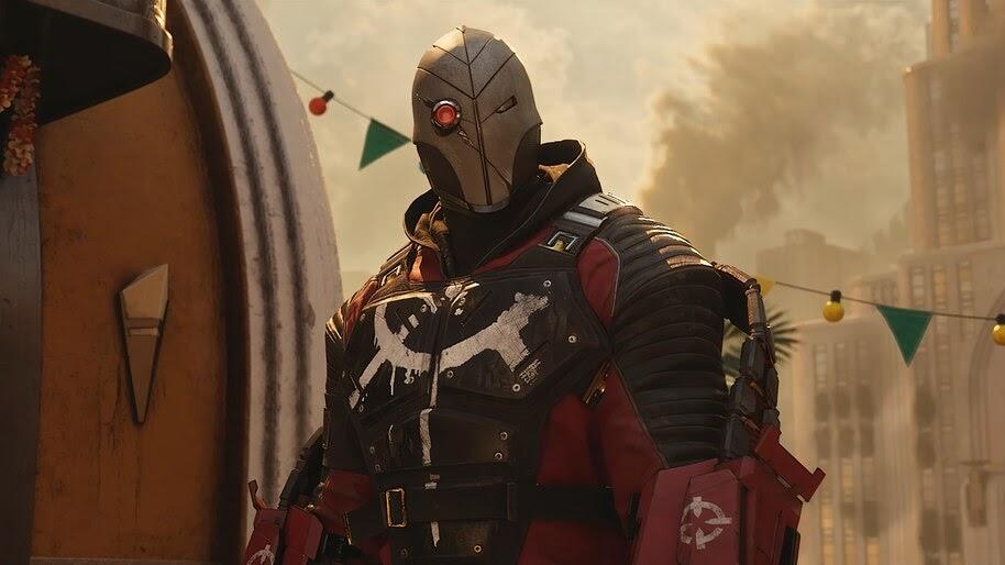 Deadshot, Suicide Squad Kill the Justice League, 4K, #3.2577