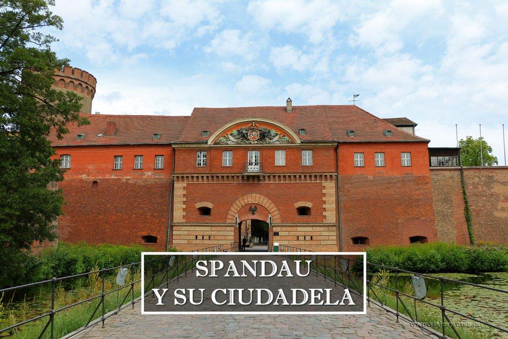 Una escapada desde Berlín para conocer Spandau y su ciudadela