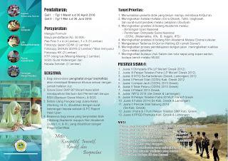 PENERIMAAN PESERTA DIDIK BARU TAHUN PELAJARAN 2016-2017