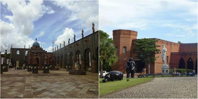museus surpreendentes - Oficina de Cerâmica Francisco Brennand e Insitituto Ricardo Brenand (Recife)