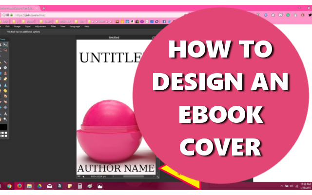 HOW TO DESIGN AN EBOOK COVER FOR FREE BASIC HOW-TOS DOT COM