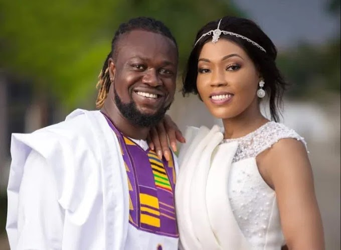 Ghanaian Actor Eddie Nartey Loses Wife 2 years after marriage