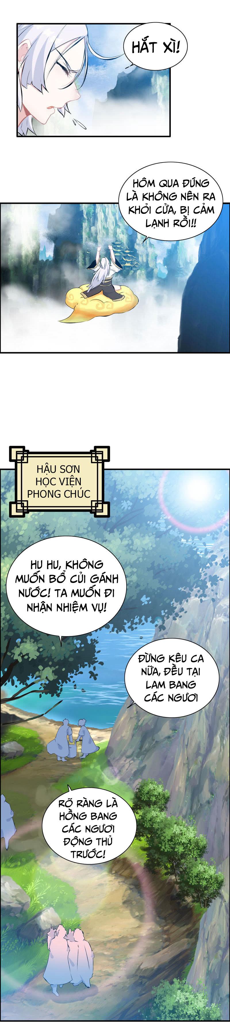 Thần Ma Thiên Sát Chapter 55 video - Hamtruyen.vn