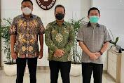 Genjot Perikanan Sulut, Gubernur Audiensi Dengan Menteri Kelautan RI