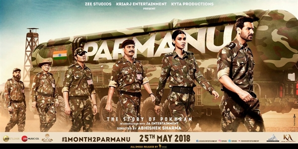 Parmanu The Story Of Pokhran First Look Poster 7