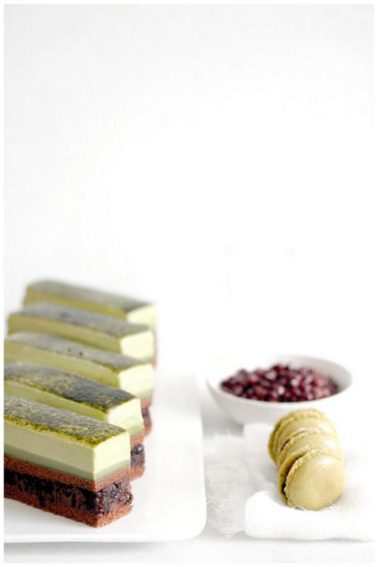 Individual Chocolate Mousse Cake Recipe